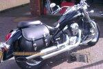 Motortas-set Classic, dbruin, 2x27L, G5501db