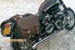 Motortas-set Classic, antiek  2x27L, G5501a