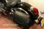 Honda Shadow Bigbag motortas, antiek, 40 L, J5901a