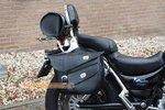 Motortas-set, zwart, 2x17L, D1050s