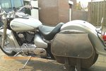 Motortas Bigbag, cognac nerfleder, 1x40L, J5901c