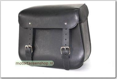 Choppertas, zwart, 1x30L, P6100