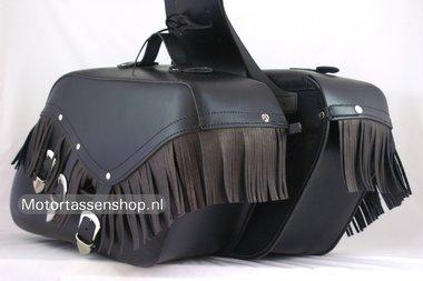 Motortas-set, zwart, 2x25L, G6010s
