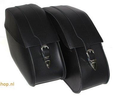 Motortas-set, zwart, 2x30L, K6050s