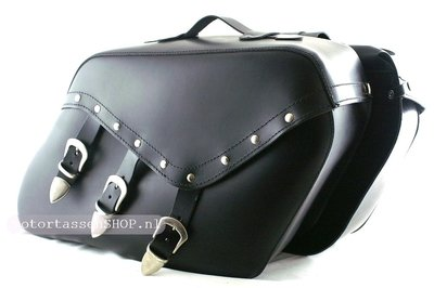 Motortas-set, zwart, 2x27L, G6005s